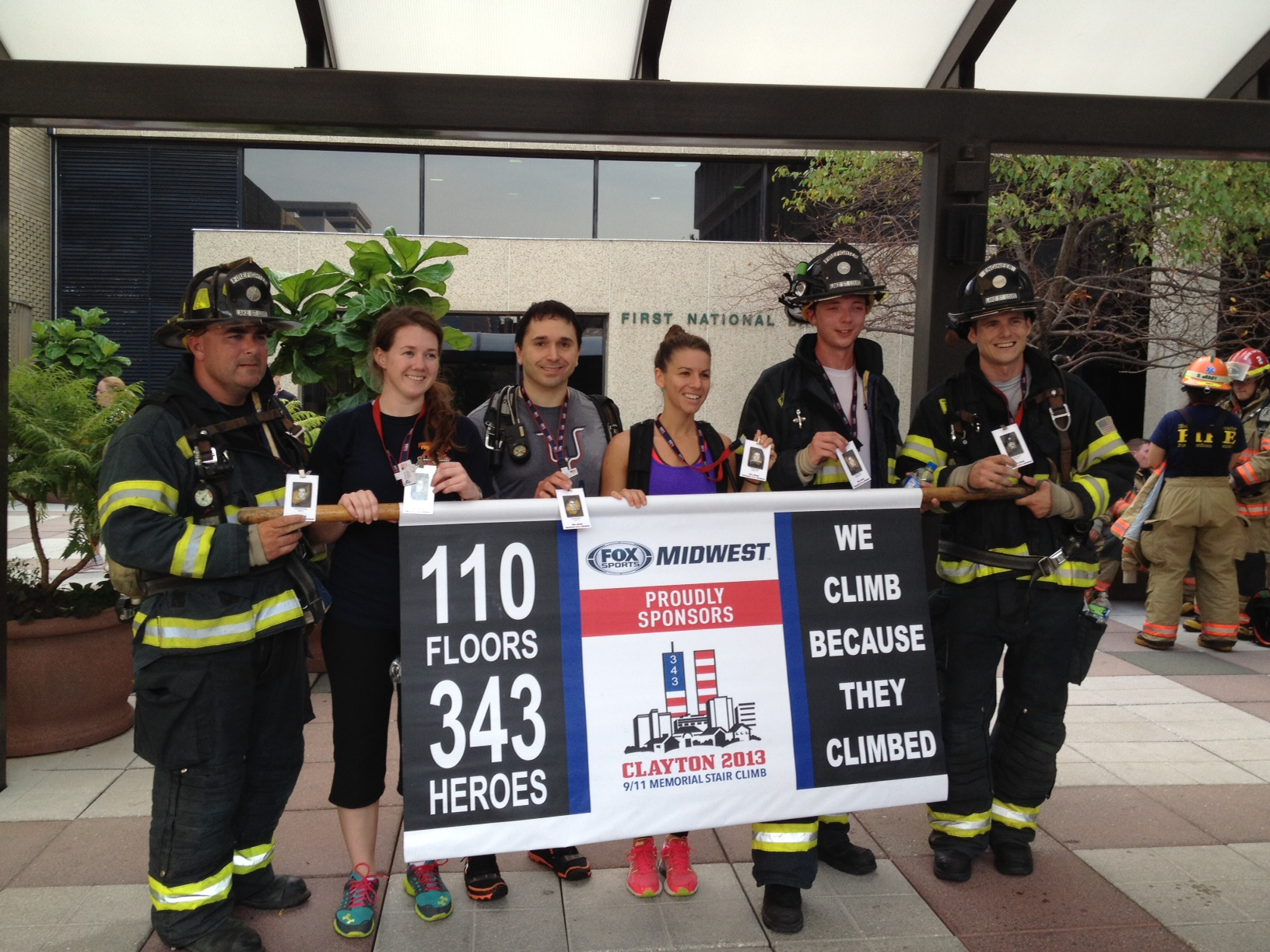 9-11 Memorial Stair Climb Fifthteen