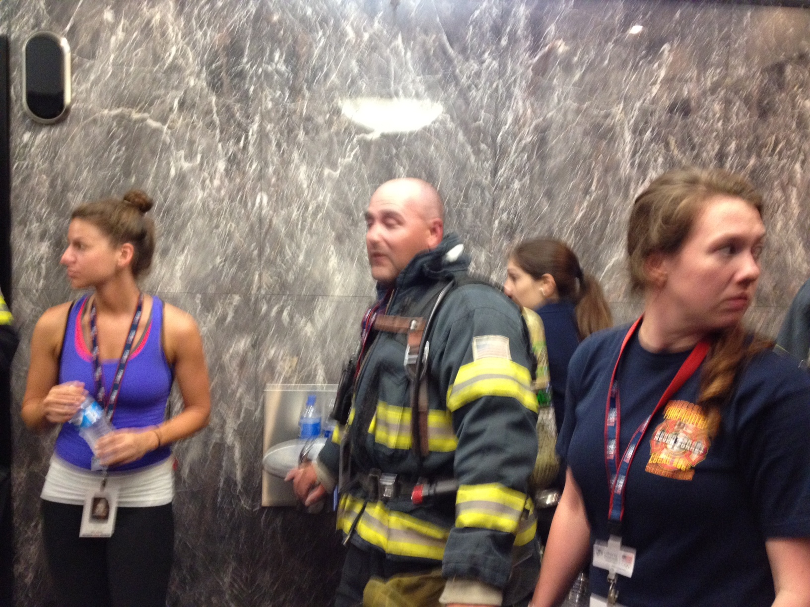 9-11 Memorial Stair Climb Nine
