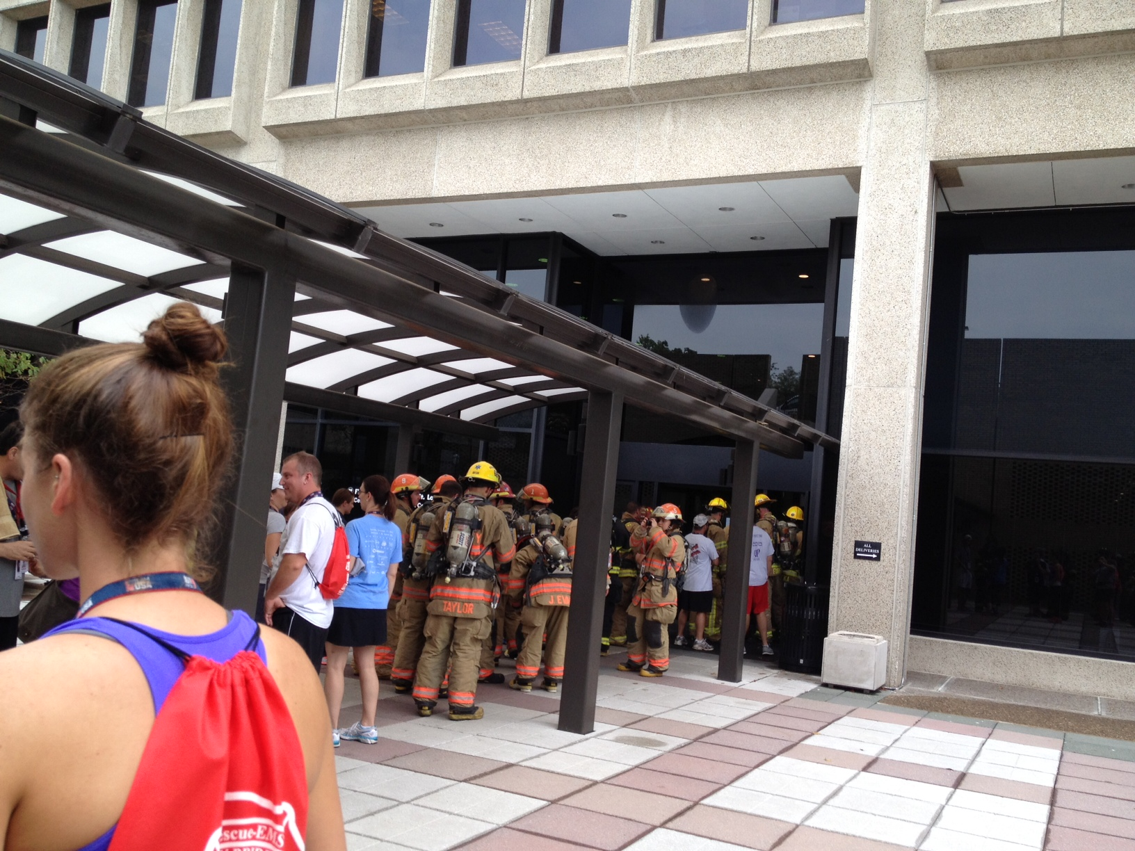 9-11 Memorial Stair Climb Seven