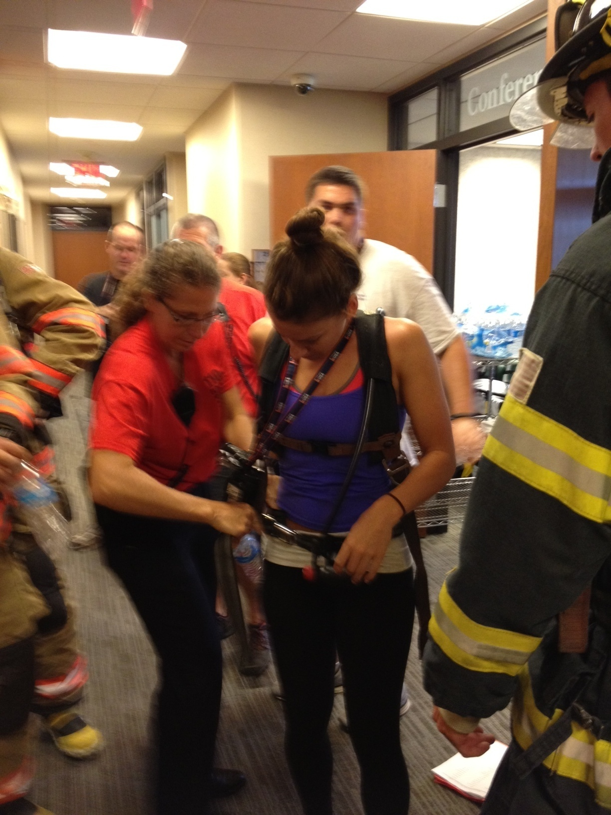 9-11 Memorial Stair Climb Ten