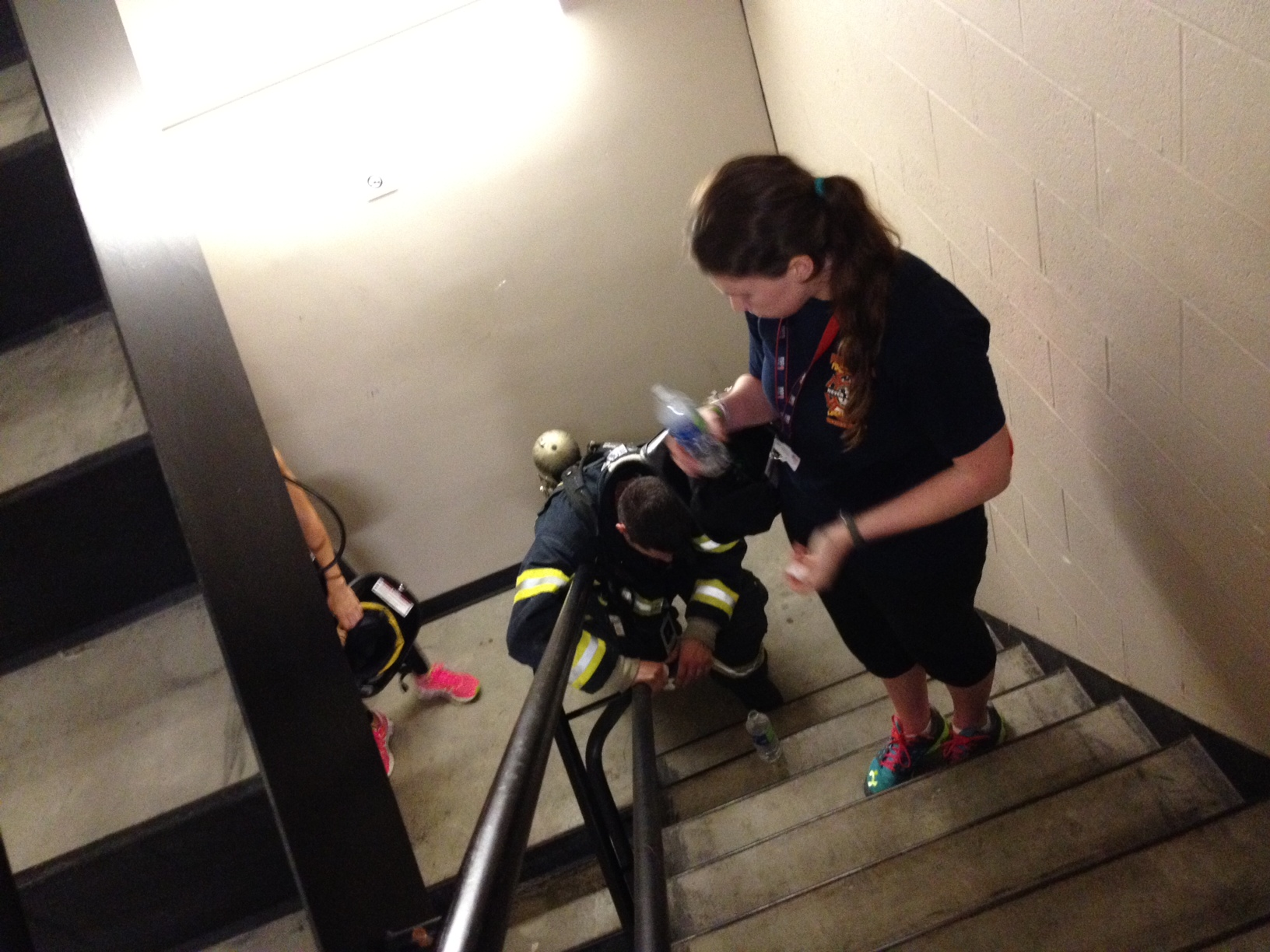 9-11 Memorial Stair Climb Thirteen