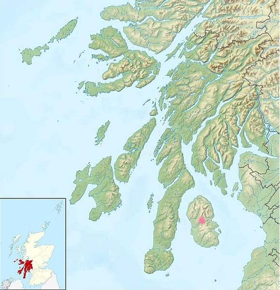 isle-of-arran-map